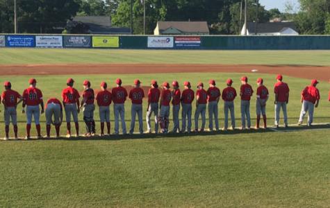 May 18th – Varsity Baseball – Division I State Semifinal Tournament