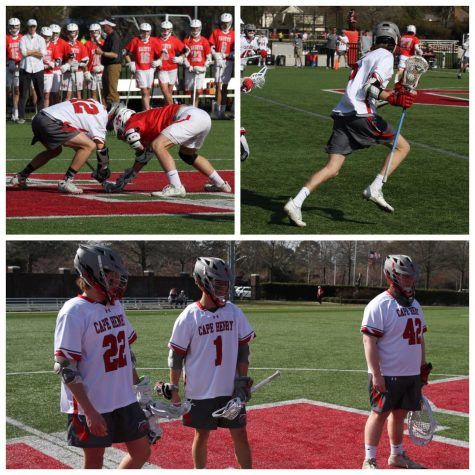 Spotlight on Varsity Boys Lacrosse