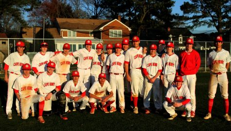 Varsity Baseball DI VISAA State Quarterfinals – CHC 1, Bishop O'Connell 0