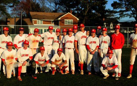 Varsity Baseball DI VISAA State Quarterfinals – CHC 1, Bishop O'Connell 0