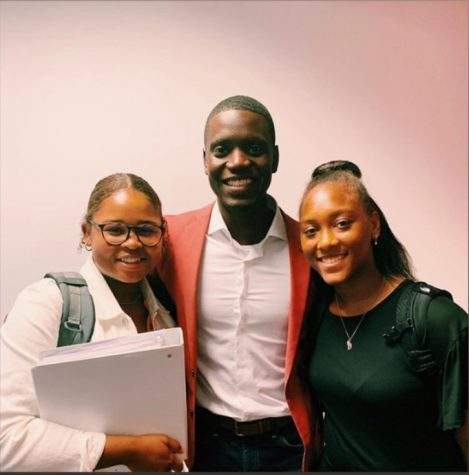 Chris Singleton – What a privilege to hear his message