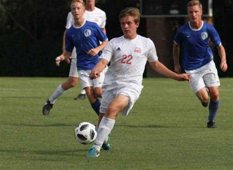 Connor Garrison – Athlete of the Week – October 11, 2019
