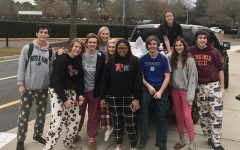 Grateful to our students (led by Olivia Tucker) for collecting over 400 pairs of new pajamas from our community for Pajama Jams - a local non profit committed to making sure that all kids have warm pajamas!